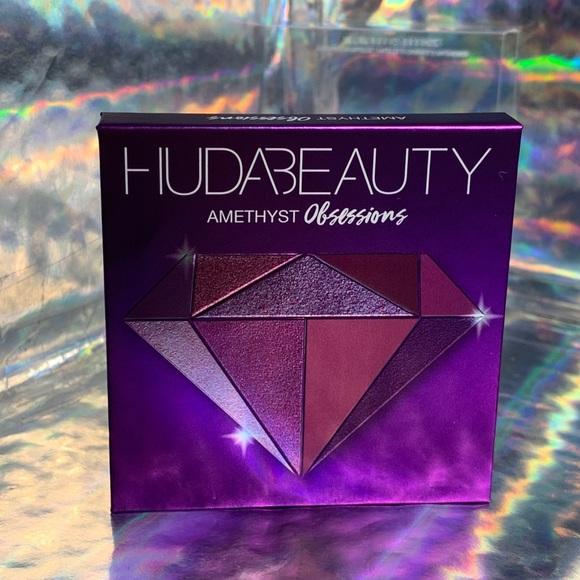 HUDA BEAUTY Other - HUDA BEAUTY AMETHYST OBSESSIONS NEW IN BOX